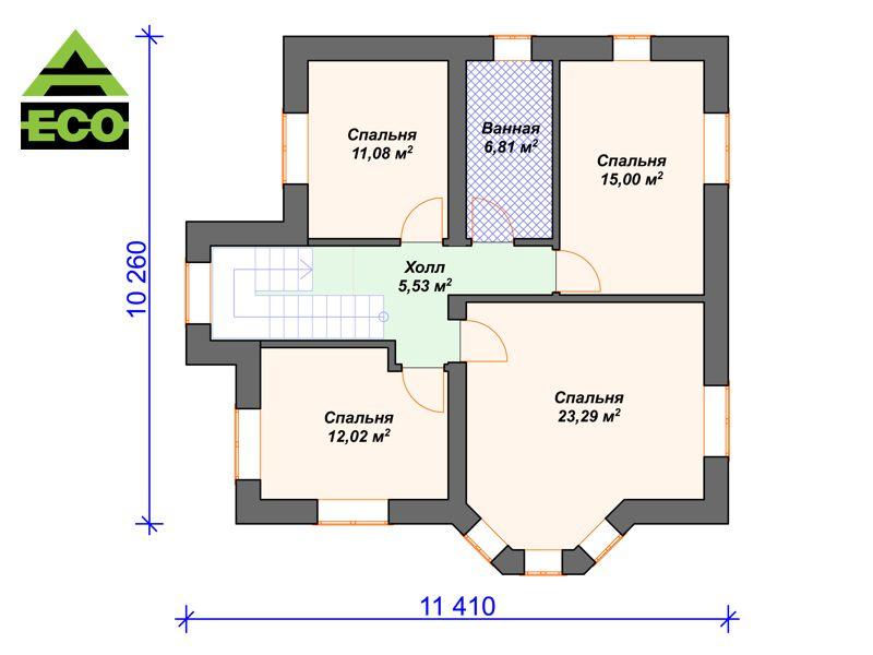 К001 2-этаж с лого