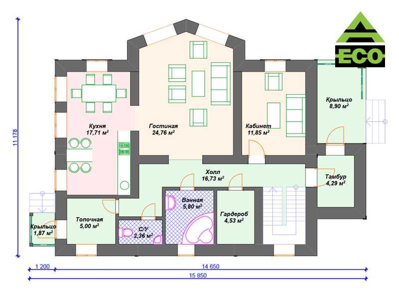 К057 1 этаж с лого