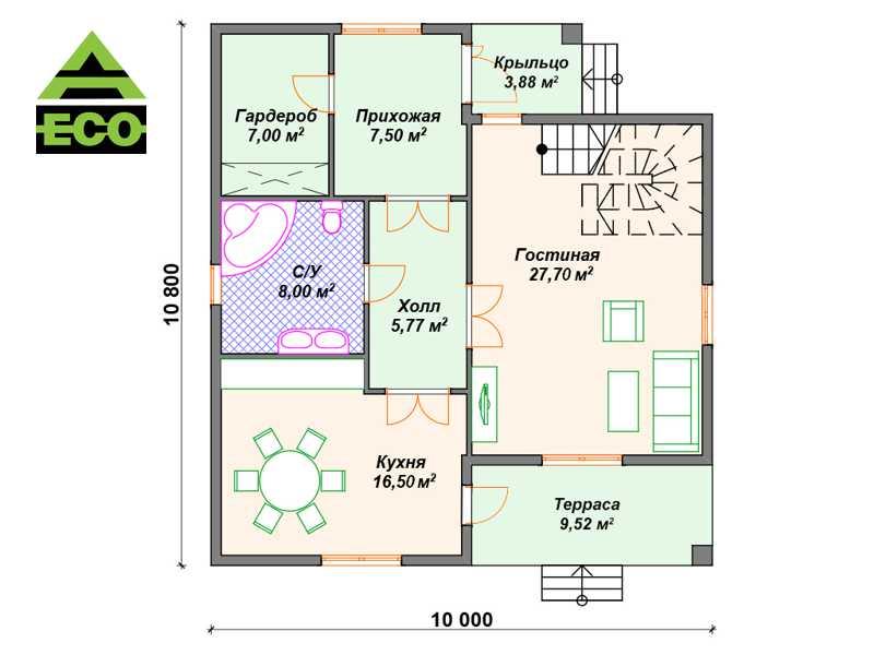 К159 1 этаж с лого