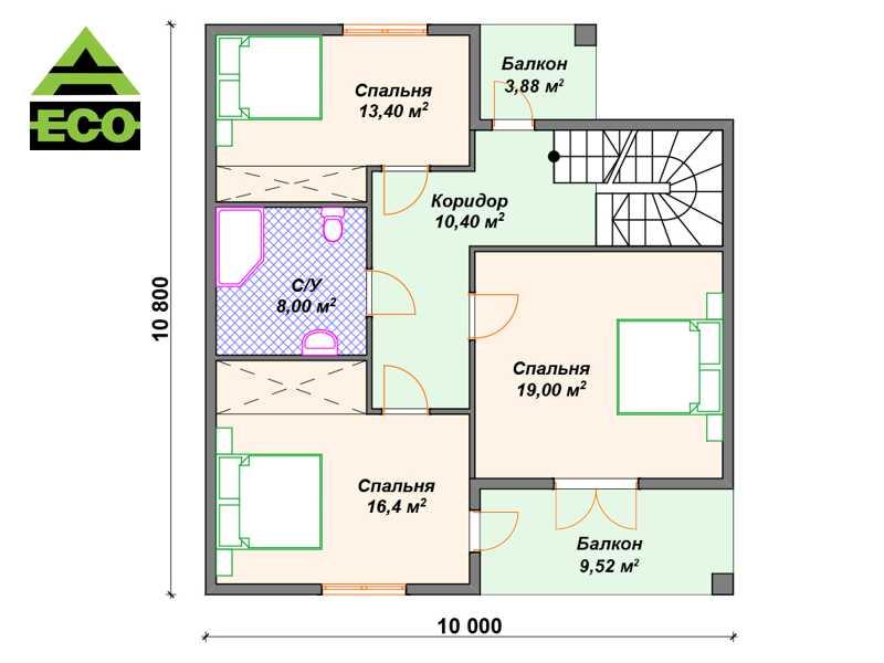 К159 2 этаж с лого
